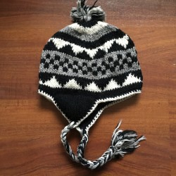 Men's Hand Knitted Woollen Hat