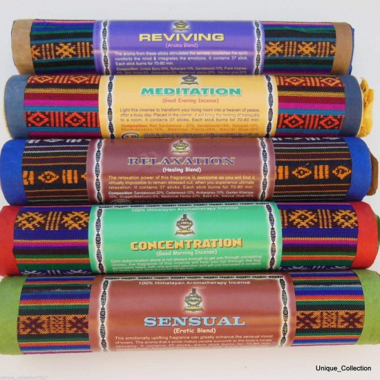 Meditation Sensual Reviving Relaxation Incense Stick