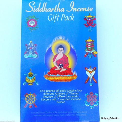 Siddartha Incense Gift Pack by www.mimosacrafts.com.au