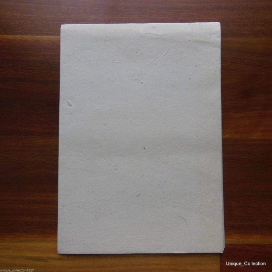 A4 Size Handmade Nepalese Lokta Paper