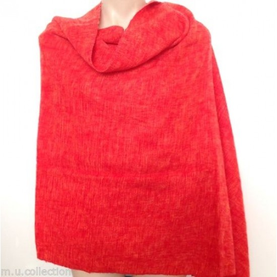 Women's Warm Body Wrap - Tibetan Yak Wool Shawl