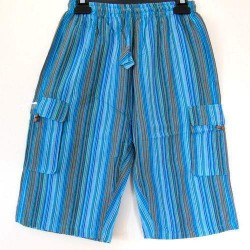 Aqua Casual Summer Light Cotton  Shorts